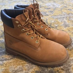 Timberland Work Boots Women's Size 6.5 🔥🔥